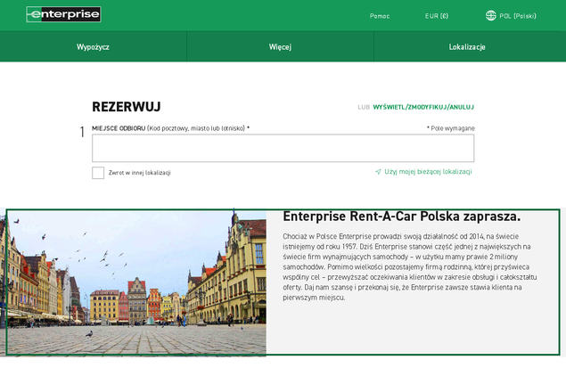 www.enterpriserentacar.pl